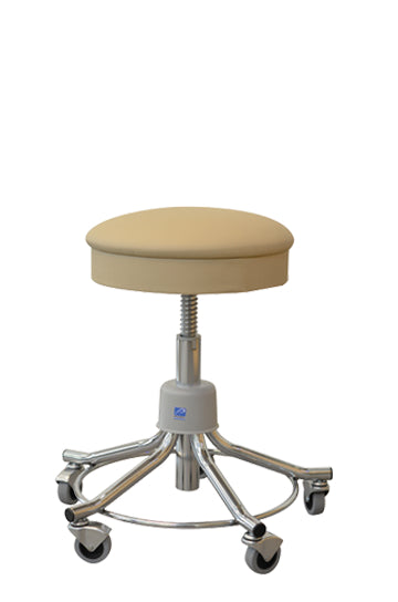 Pedigo Screw Shaft Height Adjustment Exam Stools - Alternative Source Medical