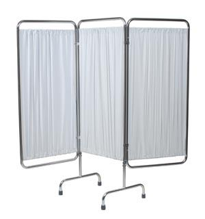 Graham Field Grafco Folding Privacy Screens 4296W - Alternative Source Medical