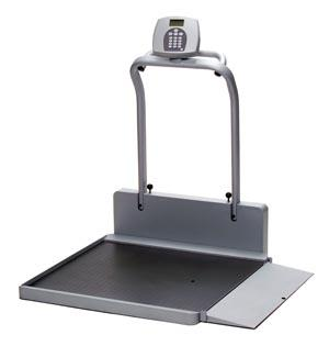 Graham Field Proplus Oversized Folding Wheelchair Scale #HOM2600 - Alternative Source Medical