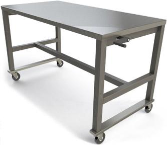MAC Medical Work Table - Alternative Source Medical