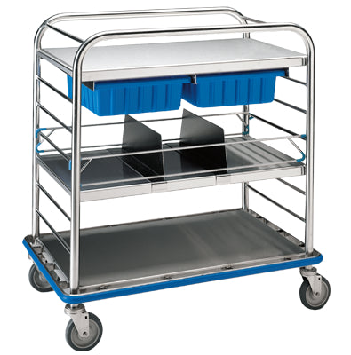 Pedigo Medium Distribution Cart - Alternative Source Medical