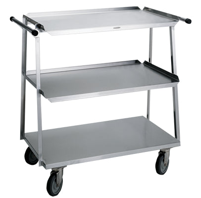 Pedigo Stainless Steel Utility Cart - Alternative Source Medical
