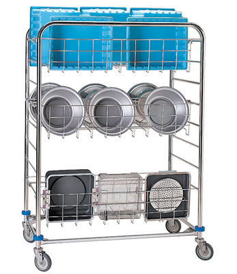 Pedigo Sterile Processing Wash Cart - Alternative Source Medical