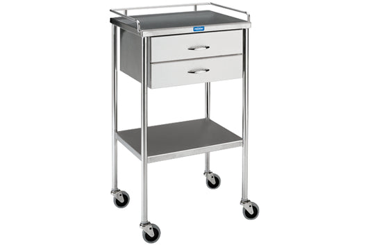 Pedigo Utility Table With Two Drawers - Alternative Source Medical