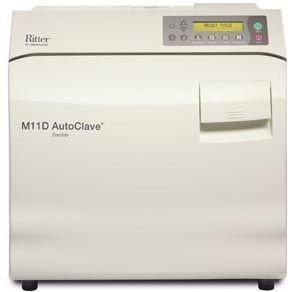 Midmark Ritter M11D Ultraclave Autoclave Automatic Tabletop Sterilizer Refurbished - Alternative Source Medical