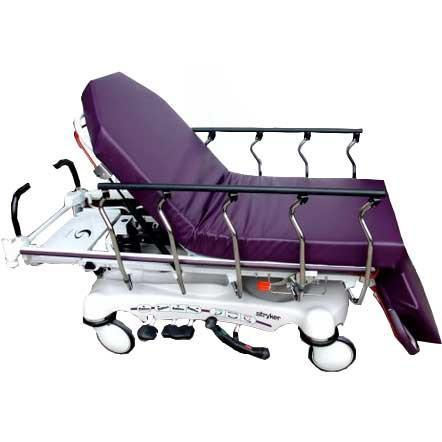 Stryker 1061 Gynnie OB/GYN Stretcher Refurbished - Alternative Source Medical