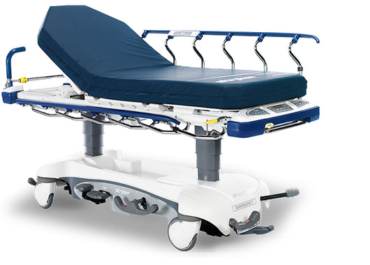 Stryker Prime Series Stretcher Refurbished - Alternative Source Medical