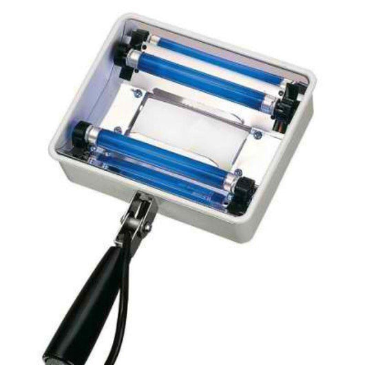 Grafco Q-Series UV Magnifier Lamps, Two 4-Watt Integrally Filtered Tubes and 2 White Light Tubes - Alternative Source Medical