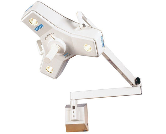 Surgery Light - Philips Burton OP216W Outpatient II Procedure Light Wall Mount