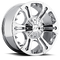 REV 835C 17X9+18 8X180 CHROME 835C-7908618M