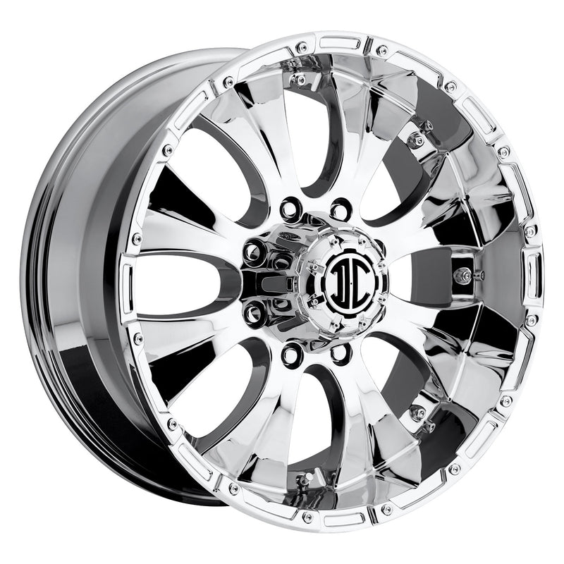 17X8 5X5 5X127 2Crave Nx2-1780Ppt0Mc 0Mm Chrome