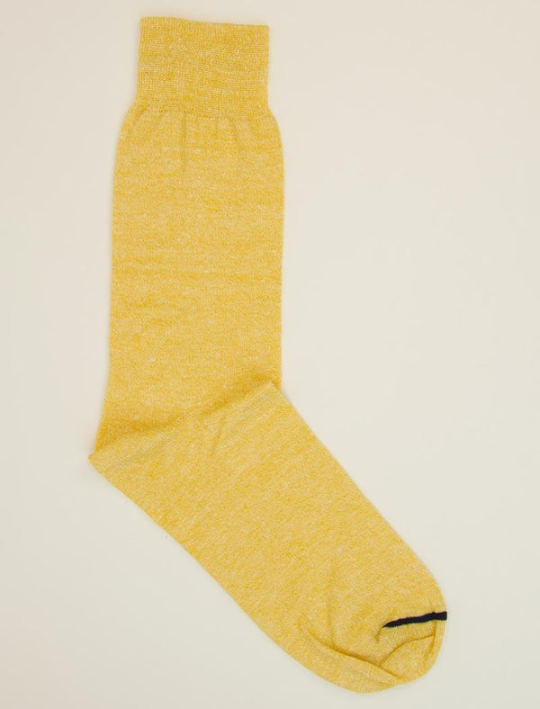 40 COLORI SOCKS (YELLOW MELANGE)