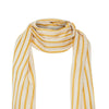 PART TWO CARIN SCARF (STRIPE/GOLDEN SPICE)