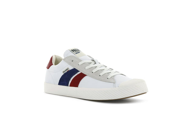 PALLADIUM PALLAPHOENIX RETRO (RED/WHITE/BLUE)