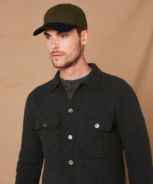 HARTFORD WOOL CAP
