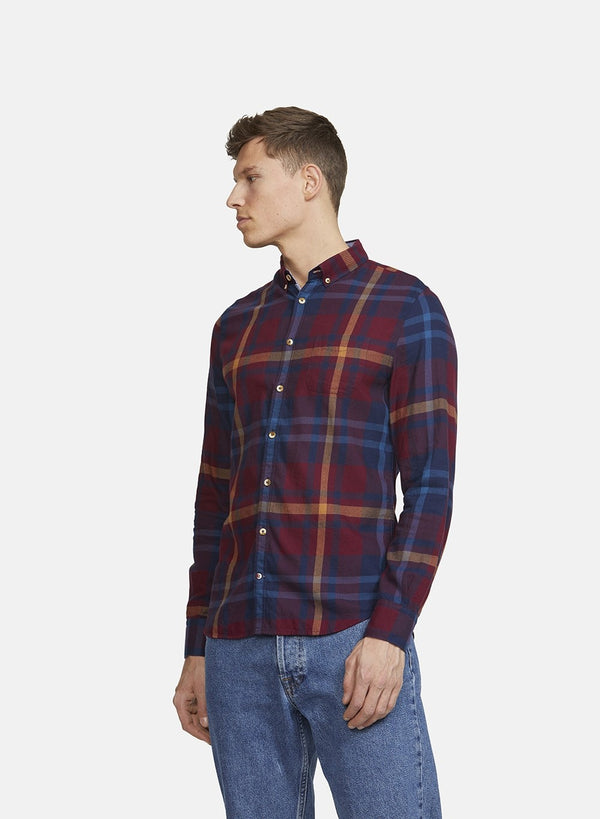 COLOURS & SONS JEREMY SHIRT / WINTER CHECK