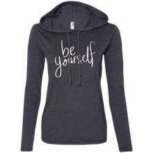 Be Yourself T-Shirt Hoodie