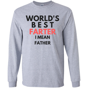 Worlds Best Farter Ultra Cotton T-Shirt