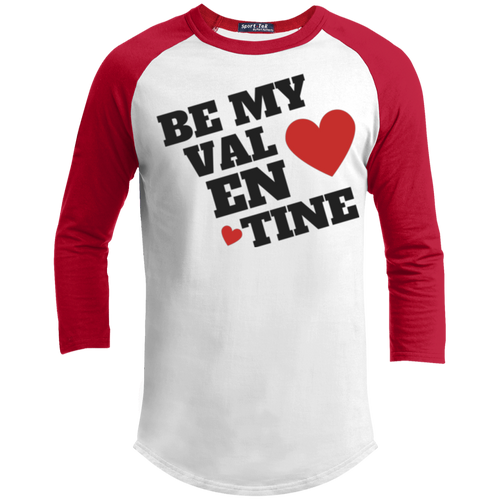 Be My Valentine Sporty T-Shirt