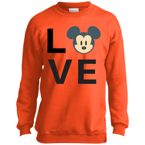 Kids LOVE Crewneck Sweatshirt