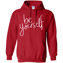 Be Yourself Pullover Hoodie
