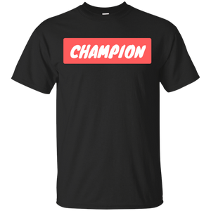 Kids CHAMPION Ultra Cotton T-Shirt