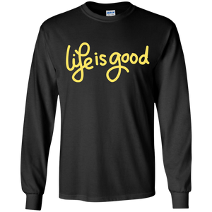 Kids Life Is Good T-Shirt