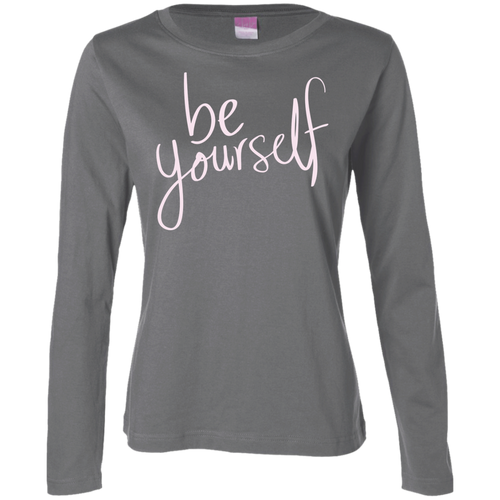 Be Yourself Cotton T-Shirt