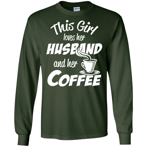 Husband and Coffee Ultra Cotton T-Shirt