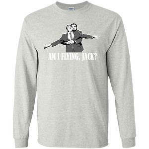 Am I Flying Jack Ultra Cotton T-Shirt