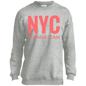 Kids NYC Crewneck Sweatshirt