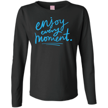 Enjoy Every Moment Cotton T-Shirt