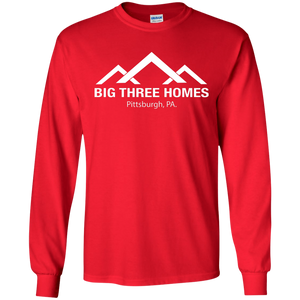 BIG THREE HOMES Ultra Cotton T-Shirt