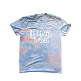 ELEVATE HAIR Tie Dye Tee