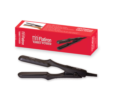 Turbo Power Mini Flat Iron