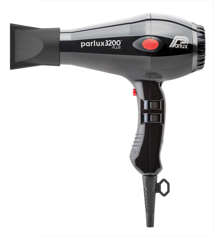 Parlux 3200 Plus Hair Dryer - Black