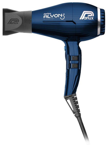 Parlux Alyon Hair Dryer - Night Blue Special Edition with Magic Sense Diffuser