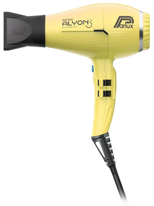 Parlux Alyon Hair Dryer - Yellow