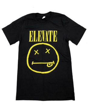 Elevate® Smiley Tee