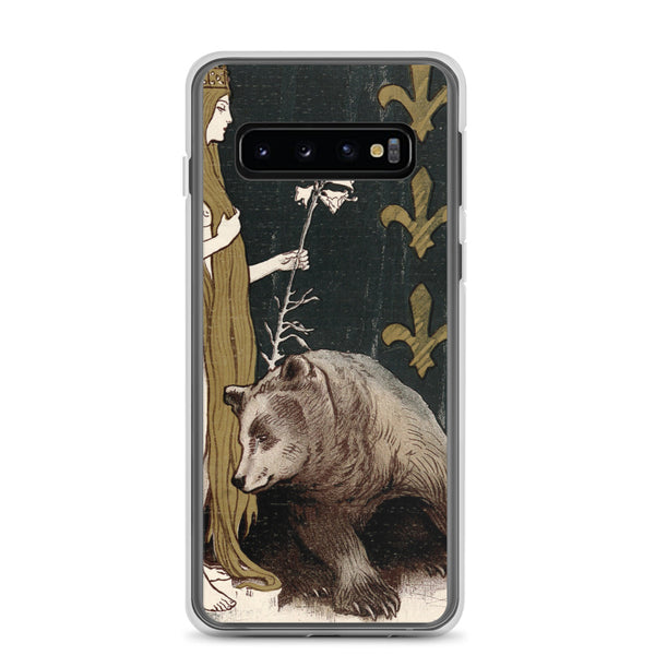 Samsung Case, Momma Bear, Mother Nature, Mother Earth