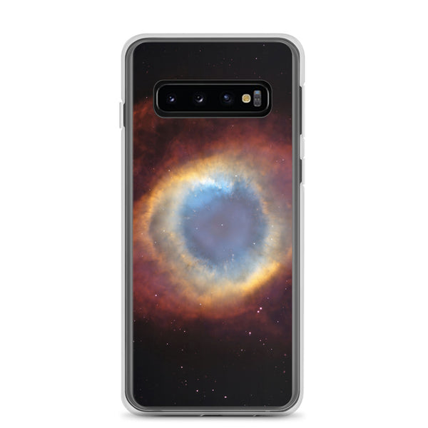 Samsung Case, The Helix Nebula, Swirling Galaxy, Space, Universe