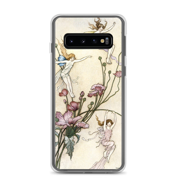 Samsung Case, Fairies In The Flower Garden