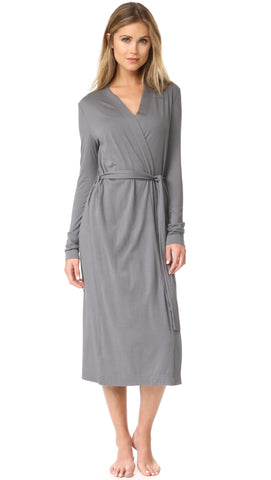 Yummie Long Pima Robe