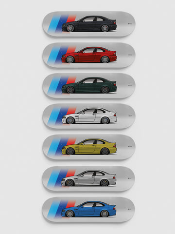 BMW E46 M3 7-PIECE PACK