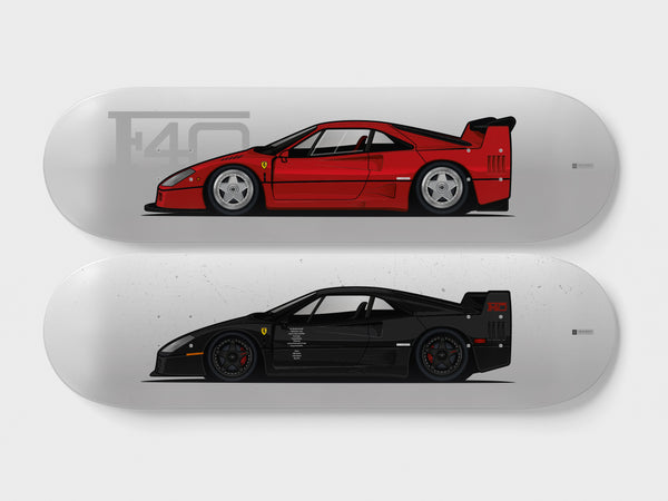 FERRARI F40 GAS MONKEY