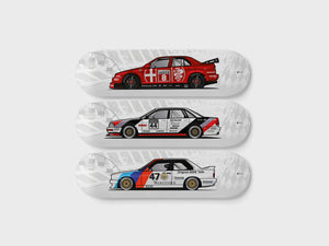 RETRO RACER II 3-PACK