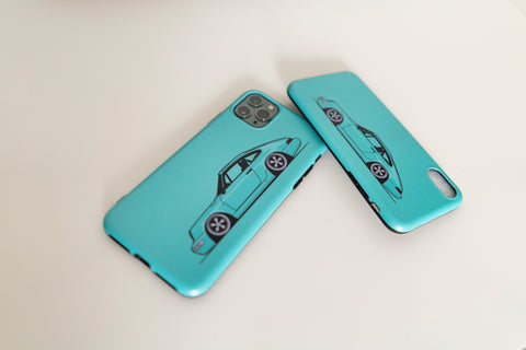PHONE COVER PORSCHE 964 ROTIFORM