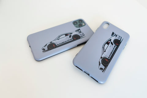 PHONE COVER PORSCHE GT3RS