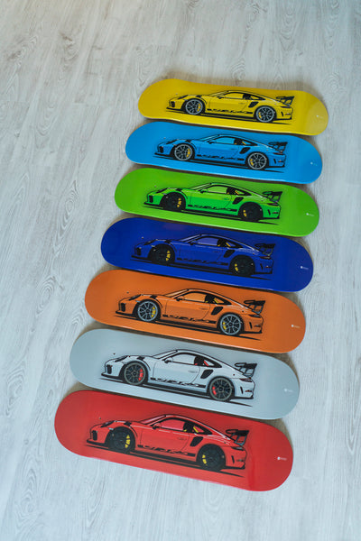 PORSCHE GT3RS 7-PIECE PACK