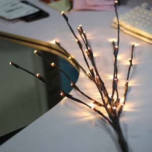 20 Bulb 30 Inch LED Branch Lights